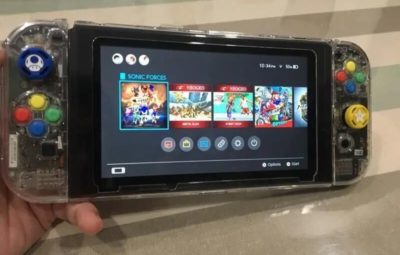 Could we use RCMLOADER+ ReiNX to crack Nintendo Switch 8.1?