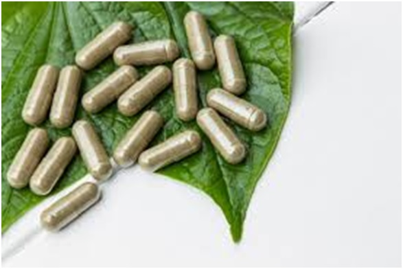 Kratom Leaf Capsules Rich Benefits