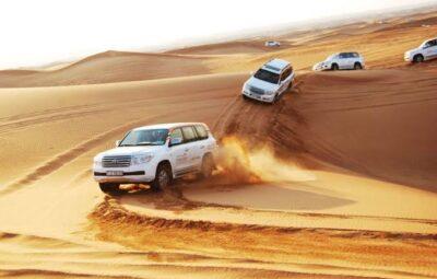 Why desert safari dubai for your yearly trip?