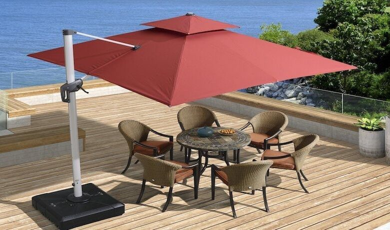 When is a Cantilever Umbrella the Best Option?