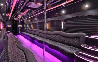 Enjoy Your Time With Oakville Party Bus Rentals