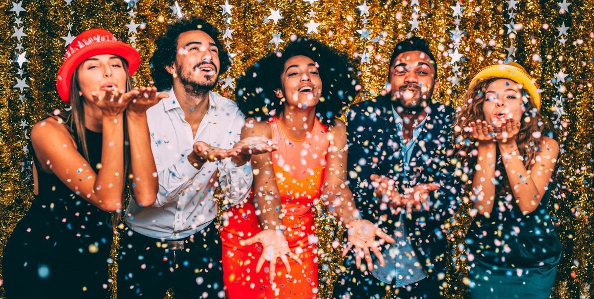 Good, Old Fashioned Fun: How a Themed Party Can Help Lift Spirits
