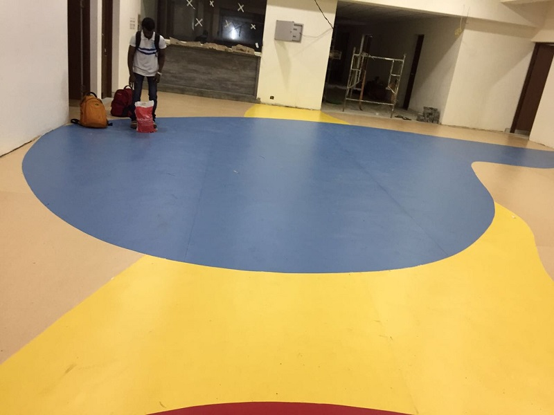 What is the best kind of flooring for schools?