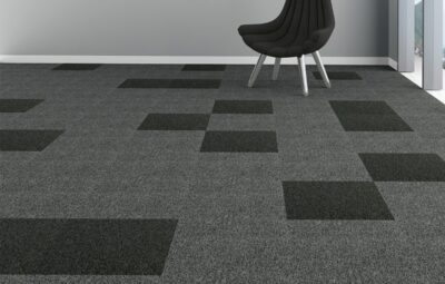 What are the benefits of carpet tiles?